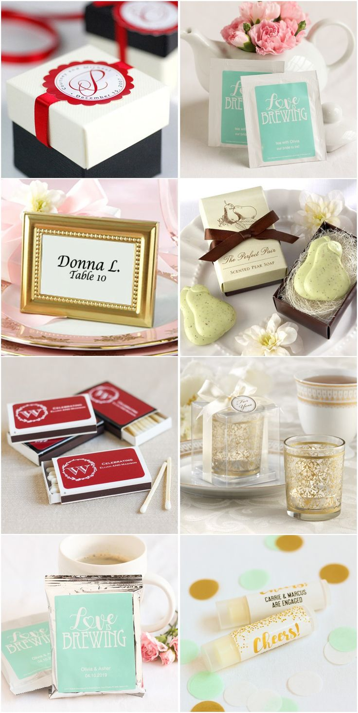 34 best Wedding favors images on Pinterest | Bridal shower favors ...