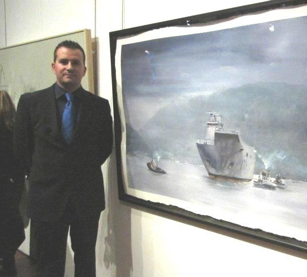 Pablo Rubén López, Artist from Griñón, Madrid, Spain 1978