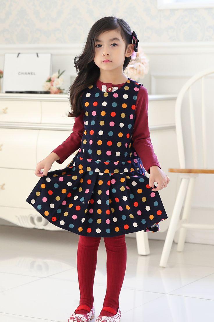 "Ozkiz ""DOT DRESS PUFF"" Dress. Perfect for F/W season 2016. OZKIZ, a Korean top brand for kids clothes and shoes collection, founded in 2010. Get it now on www.ozkiz.com Also available on www.amazon.com #오즈키즈 #아동원피스 #배우 #예쁜아기 #공주 #예쁜아기옷 #베이비그램 #엄마스타그램 #맘스토리 #아동복코디 #아동복쇼핑몰 #줌마스타그램 #옷추천 #인스타셀럽 #키즈패션 #딸스타그램 #소통 #예쁘니 #키즈맘 #ootd #kidsfashion #kidsactress #kidsstyle #Ozkiz #kidsmodel #princessdress #kidspartydress #partydress #kidseveningdress"