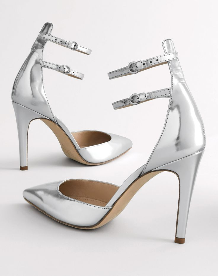 1000  ideas about Metallic Pumps on Pinterest | Pumps, Shoes heels ...