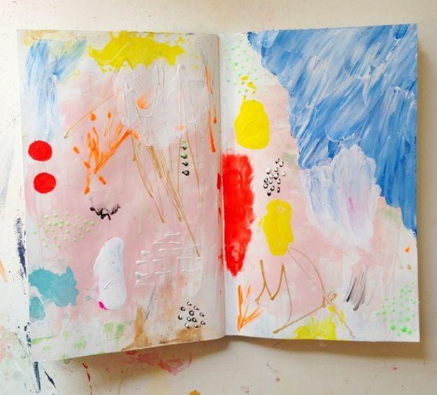 sketchbooks | AshleyG Flickr