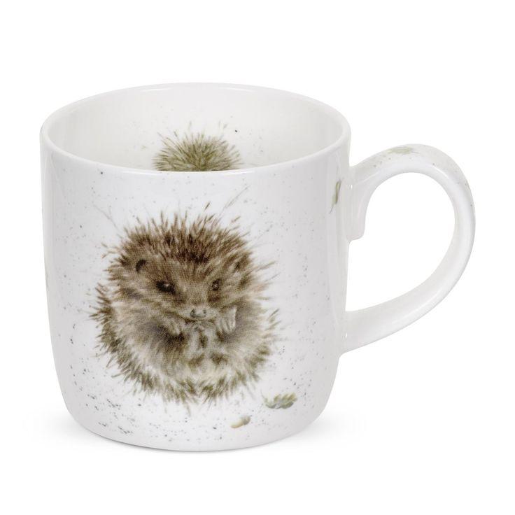 Royal Worcester Wrendale Awakening Mug Available @ Li'l Treasures $20 - Australian Store.