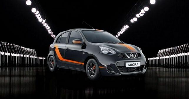 Nissan Micra Fashion Edition ha lanciato a Rs. 6.09 lakh