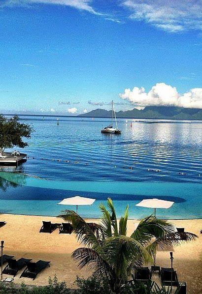 Tahiti, French Polynesia #herethereeverywhere