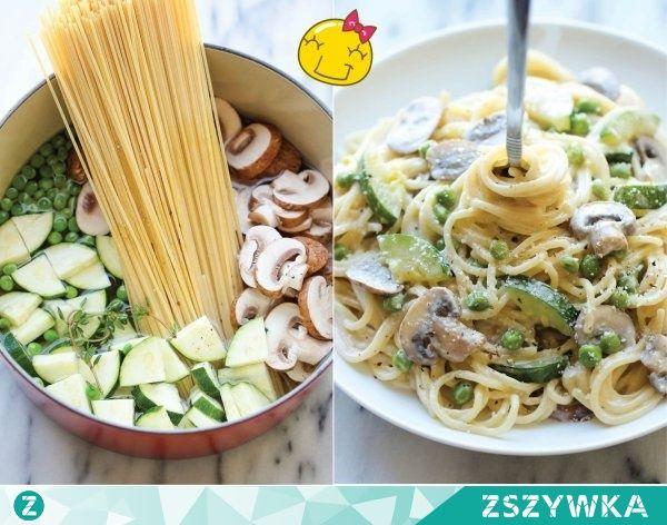 Zobacz zdjęcie MEGA PYSZNY obiad JEDNOGARNKOWY w 20 min!!! MEGA PYSZNY obiad…