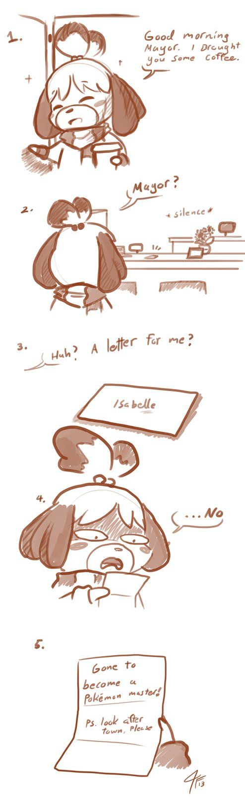 Meanwhile in New Leaf by TamarinFrog on deviantART
