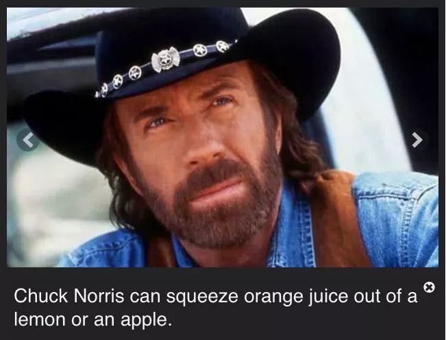 how to make a chuck norris