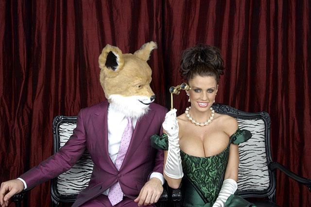 Mr Foxy & Katie Price