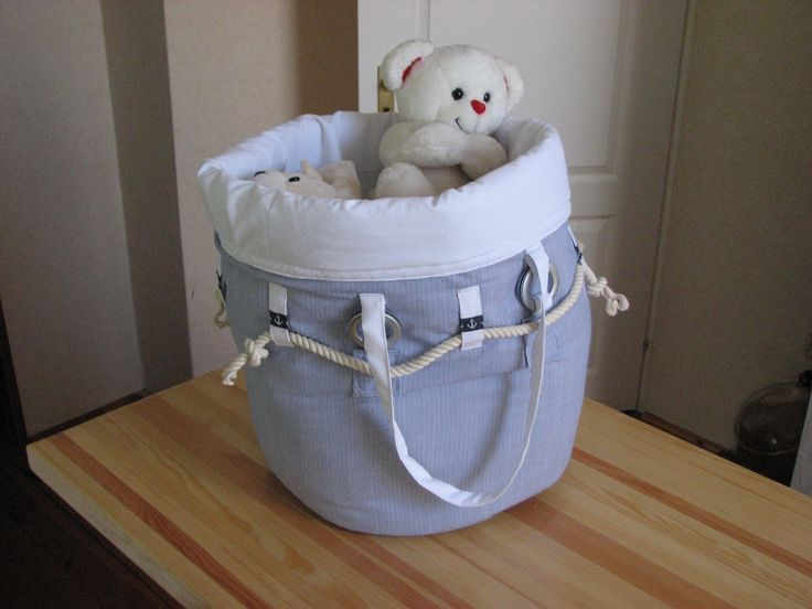 kosz-torba na zabawki