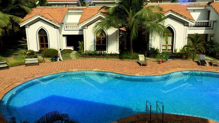 Facade & Pool