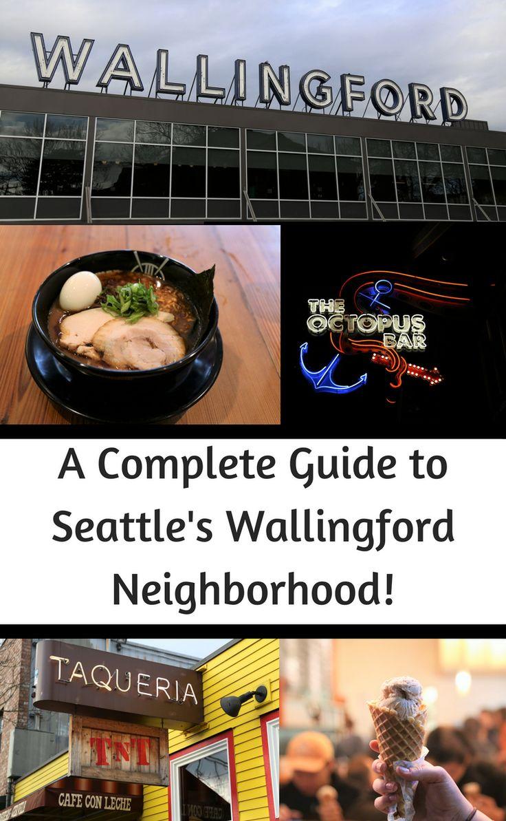 Seattle Neighborhoods Wallingford 88 best Blog