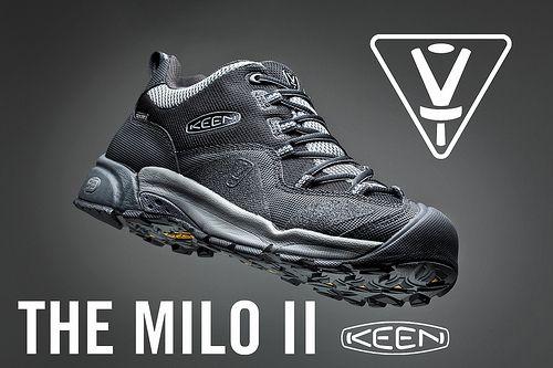 Milo II Keen Disc golf shoe.