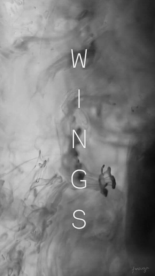 Wings BTS wallpaper