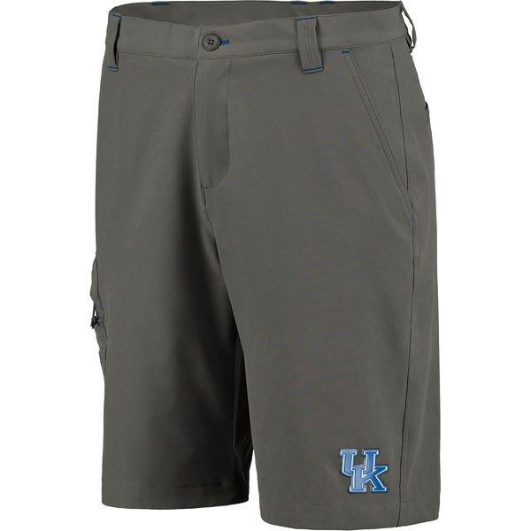 Kentucky Wildcats Columbia Collegiate Terminal Tackle Shorts - Gray - $54.99