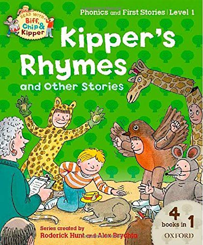 53 best oxford reading tree images on pinterest oxford oxford oxford reading tree read with biff chip and kipper level 1 phonics and first stories kippers rhymes and other stories fandeluxe Choice Image