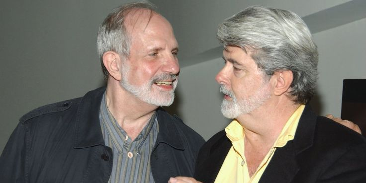 This famous director told George Lucas that 'Star Wars' 'didn't make any sense' when he first saw it http://www.businessinsider.com/brian-de-palma-george-lucas-star-wars-2017-5?utm_campaign=crowdfire&utm_content=crowdfire&utm_medium=social&utm_source=pinterest