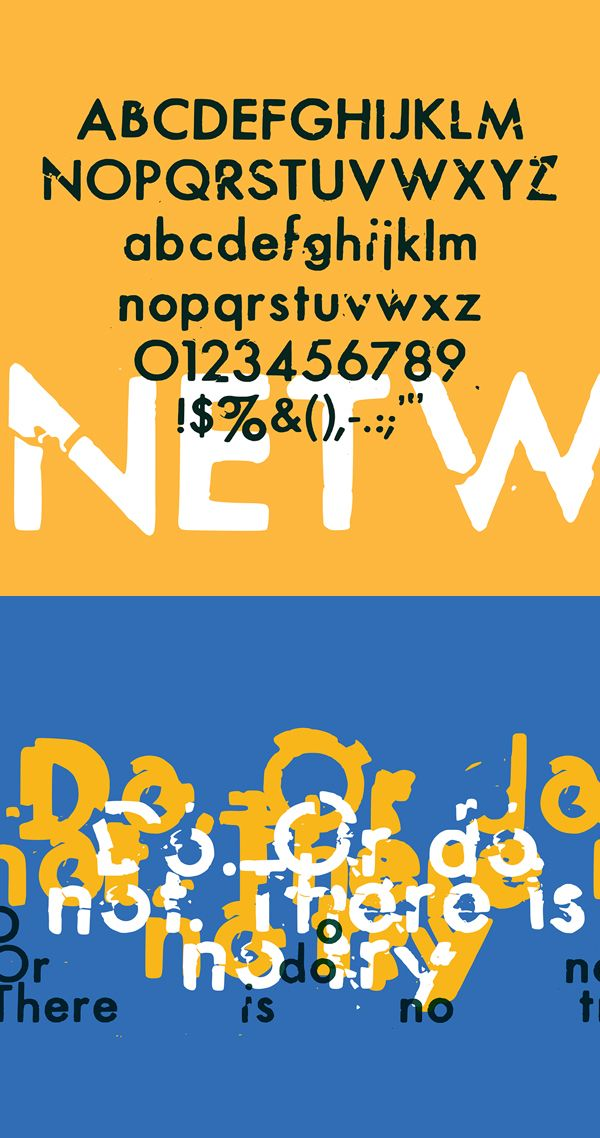 DryTransfer Futura Medium Font Letters | Free Fonts | Free brush