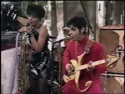 Nona Gaye and Prince | Prince » Love Sign Feat Nona Gaye Live TV 1994
