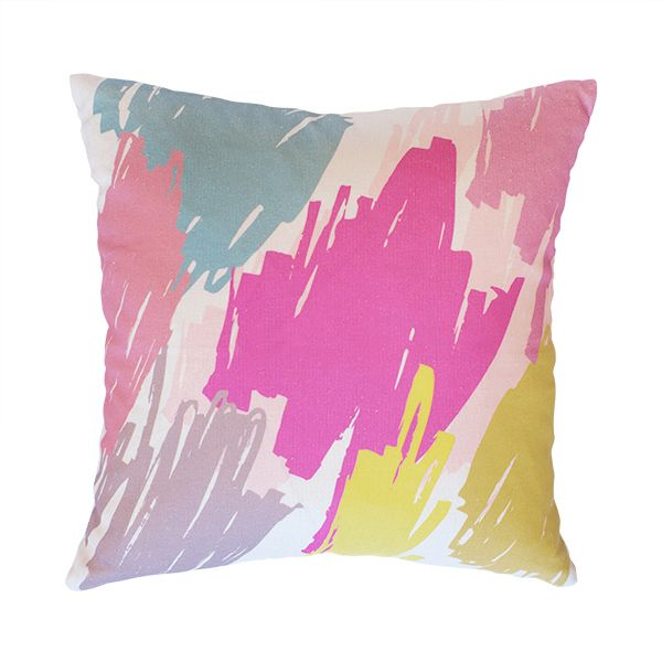 This 'Beautiful Mess' Cushion is all sorts of lovely. Extra special care has been taken during the production of this Limited Edition piece. - Designed and made in Australia. Designed by Natala Stuetz in Brisbane, Australia. © 2014 Ma and Grandy