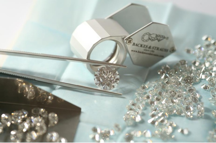 Ideal-Cut diamonds - the heart of our expertise - The perfect size with the perfect cut – Discover more on www.backesandstrauss.com