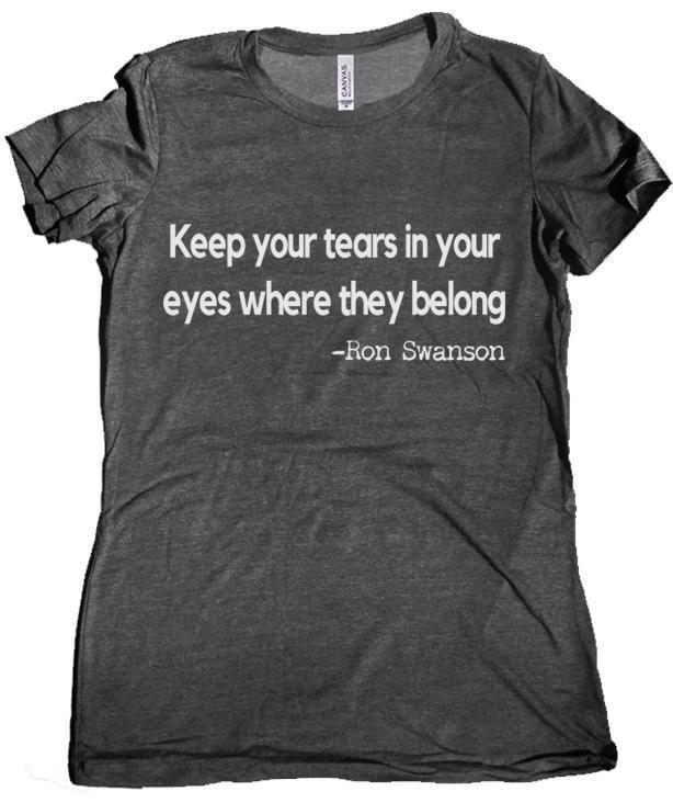 Ron Swanson Women's T-Shirt