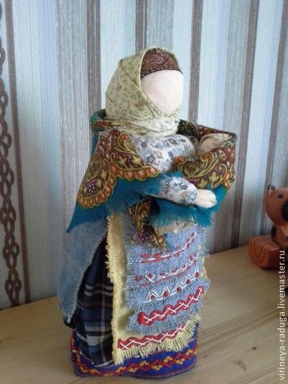 Славянская кукла мамушка - русский стиль,русский сувенир,русская традиция