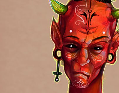 "Check out new work on my @Behance portfolio: ""RedSpirit!"" http://be.net/gallery/33027739/RedSpirit"