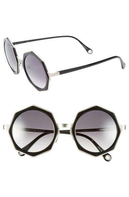 2014 Yaz için En Şık Güneş Gözlükleri - RAEN 'Luci' 49mm Polarized Sunglasses, $225.00