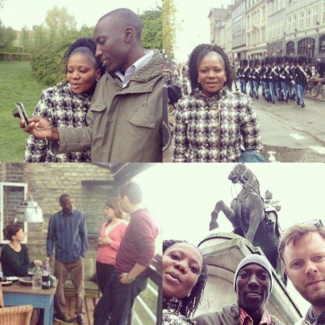 I denne uge har vi haft besøg af vores gode kollegaer fra Plan i #Zimbabwe de har blandt andet holdt oplag på KEA #keaweekafrica #upgradingslumsinafrica men der blev også tid til lidt sightseeing i KBH #plandanmark #planfadder #picoftheday #udvikling #photooftheday #instagood