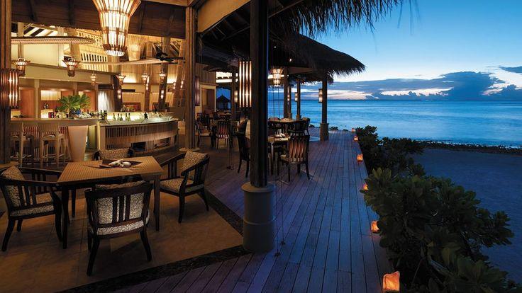 Shangri-La's Villingili Resort and Spa, Maldives — city, country