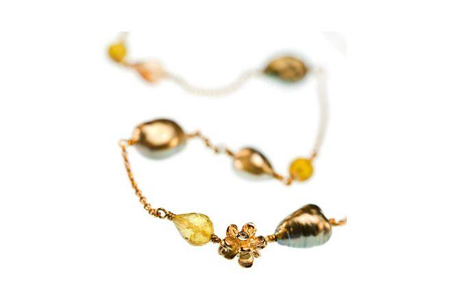 Halssmykker fra Milas Jewellery - Milas Jewellery