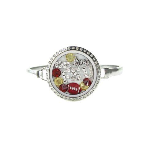 Florida State Football Locket Bracelet  | bracelets | | accessories | | jewelry | | fashion bracelets | | cute bracelets | | bangle bracelets | | charm bracelets | | bracelets ideas | https://www.locket-world.com/