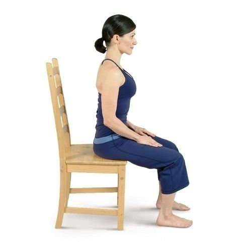 the amazing benefits of yoga  chair pose yoga yoga poses