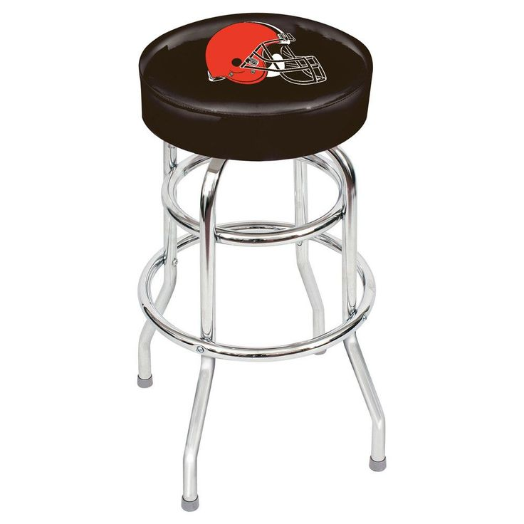 Cleveland Browns Game Room Stool