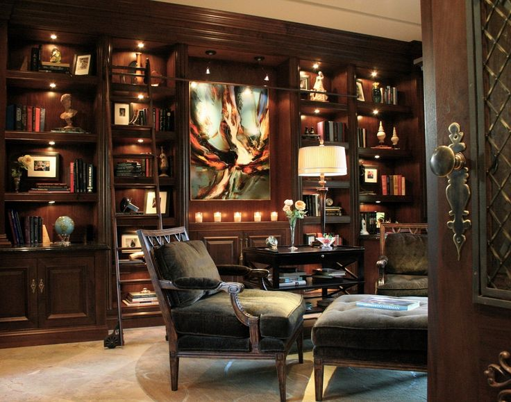 Classic-sophisticated-home-library-robeson-design