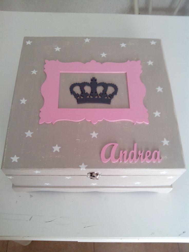 Caja para niñas