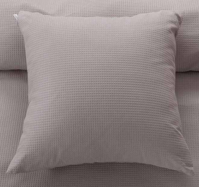 ardor-home-cotton-waffle-50x50cm-filled-cushion-earth