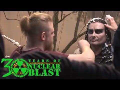 DAY ON A SCREEN: CRADLE OF FILTH - HEARTBREAK AND SEANCE (making of)