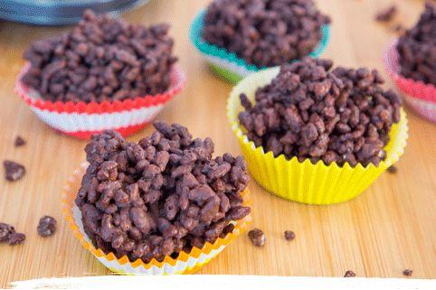 Chocolate Crackles | Recipe