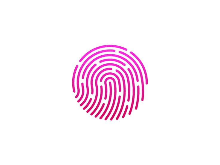 how to: create touch id logo by Anton Kudin