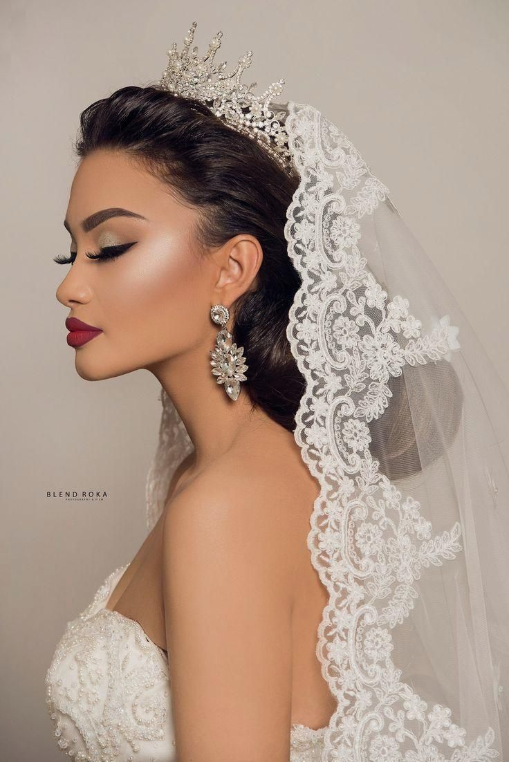 Pin by Beatrice on Makeup in 2020 (With images) Wedding