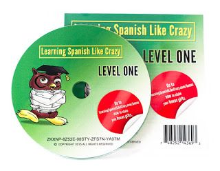 Books should be free for everyone: Learning Spanish Like Crazy