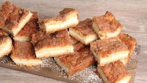 Laura in the Kitchen is an interactive cooking show starring Laura Vitale! In this episode, Laura will show you how to make Sopapilla Cheesecake Bars. New recipes are posted all the time, so be sure to subscribe to her YouTube channel and check out all of her other recipes!