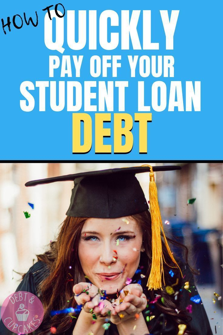 How to quickly pay off your student loans student loan