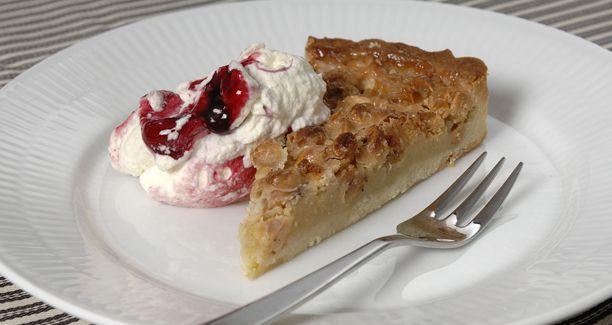 Prøv Christians lækre tærte og få en smag på Den Store Bagedyst.