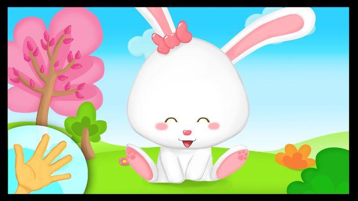 Comptinette du lapin - comptine à gestes