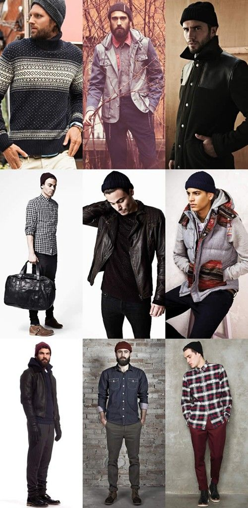 Men's Hats AW12: A Pocket Guide