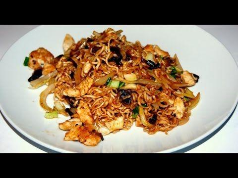 Szybkie danie za 3.5 zł- Smażony Ryż z Jajkiem - YouTube