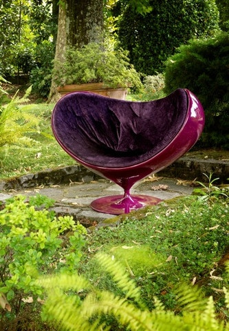 Itu0027s Spring. Love Is In The Air And The Love Lounge Is In The Garden ·  PomegranateLounge ChairsLoungesPolyurethane ...