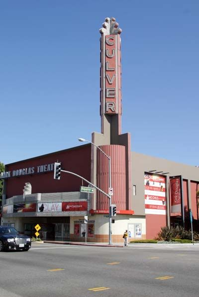 kirk douglas theatre culver city